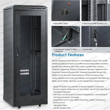 Gc 24u-47u Standing Metal Rack Enclosure Telecommunication&Broadcasting Server Cabinets