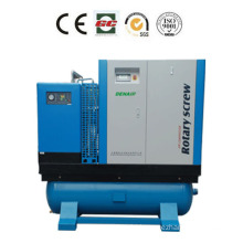 combined air compressor with air dryer ,air filter,air tank
