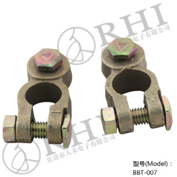 Heavy duty car battery terminal types for car/bus/truck