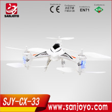 2015 NEW Cheerson CX-33 rc ufo drone 4ch rc ufo one key landing and take off rc professional ufo helicopter