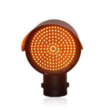 200mm highway fog signal warning traffic flashing light