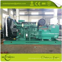 Fornecimento de plantas 20kw diesel alternador geradores de preços com delievery rápido