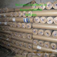 Malla de alambre soldada con autógena galvanizada al por mayor de la fabricación profesional de China
