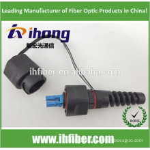 ODVA LC Duplex Fiber To The Antenna Cable Assembly