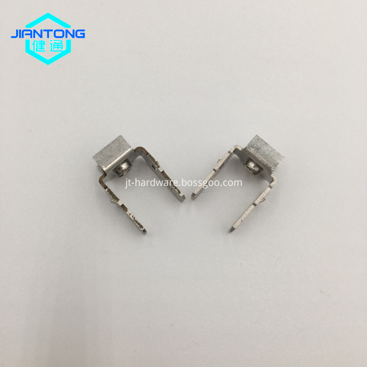 tin plated copper connector