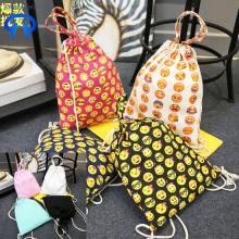 Beg beg bercetak kecil dan segar
