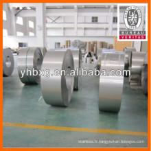 Bobines d'acier inoxydable 304L precison avec surface de BA