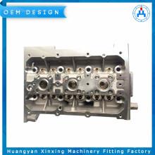 CNC de la precisión que trabaja a máquina la fundición por gravedad de la aleación del OEM Ningbo