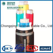 Fabrik Versorgung Top-Qualität 3x2.5mm2 Glimmer feuerbeständiges Kabel