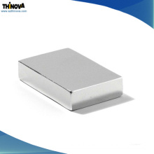 Manufacturer High Quality of Neodymium Iron Boron Block Shape Magnets