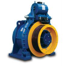 Elevador de piezas, máquina sin engranaje de la tracción VVVF, 320kg - 2500kg