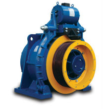 Elevator Parts,VVVF gearless Traction Machine, 320kg-2500kg