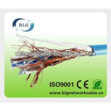 Trenzado al-frustrado sftp cables de red de cable lan con buen precio