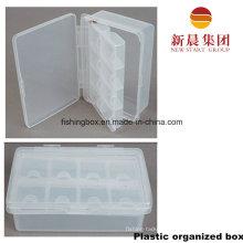 8 Small Compartment Plastic Box