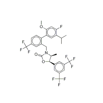 Anacetrapib, Potent and Selective CETP Inhibitor CAS 875446-37-0