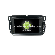 Vier Kern! Auto-dvd Androide 6.0 für GMC mit 7-Zoll-vollen Touch kapazitiven Schirm / GPS / Spiegel-Verbindung / DVR / TPMS / OBD2 / WIFI / 4G