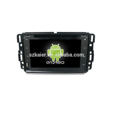 Quad core! Android 6.0 car dvd for GMC with 7 inch full touch Capacitive Screen/ GPS/Mirror Link/DVR/TPMS/OBD2/WIFI/4G
