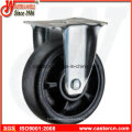 5 Inch Nylon Fixed Caster with High Temperature Wheel
