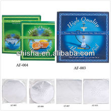 Al Fakher fábrica Hookah acessórios Shisha alumínio