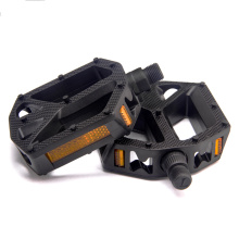 M-901 One Piece Black PP Bike steel reflectors
