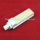 dimmable 110v smd spot led g24 5050 pl lamp 6w 28smd 120D