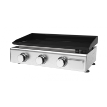 Gas Stove with Griddle 3 Burner