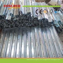 Chinesischer professioneller Hersteller 3-fach Kugellager Schublade Slide