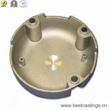 OEM изготовленный на заказ алюминиевые цинка подвергая механической обработке