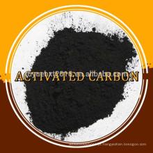 Indústria farmacêutica em pó em pó de carbono ativado