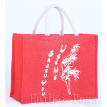 Jute Shopping Bag (hbjh-63)