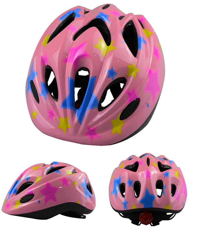 girl bike helmets