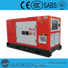 25kva diesel generator price USA diesel engine silent/open type high quality(OEM Manufacturer)