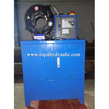 HCM-51 hydraulic tubing industrial hose crimping machine