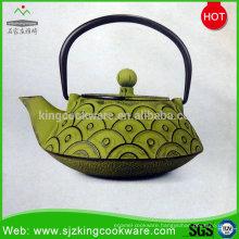 2017 TOP japanese cast iron teapots