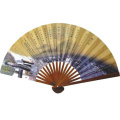 Hot Sale Fashionable Paper Fan, Foldable Hand Fan