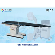 Table d'opération électrique en fibre de carbone
