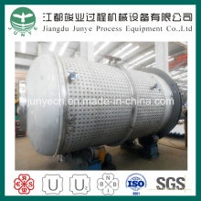 Reaction Vessel with Dimple Jacket