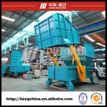 Garbage Transfer Station 300ton for Garbage Compression and Storage