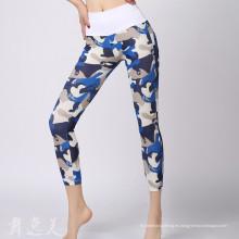 Mujeres Leggings de Aptitud Ladies último diseño Nueva Moda Pantalones
