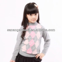new style and fashion woolen sweater designs for children