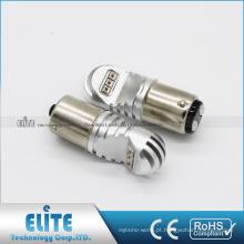 Lâmpadas brancas puras da luz de freio do diodo emissor de luz das peças de automóvel 1157 F1 750LM 30W de alta potência