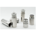 Metal packaging materials Aluminum canisters