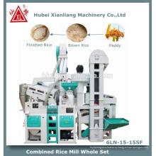 небольшая сельскохозяйственная машина мини риса мельницы завода фотографии в Пакистане