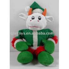 jouets de Noël en peluche