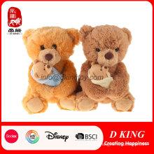 BSCI Factory Soft Baby Teddy Bear Plush Stuffed Toy Wholesaler