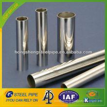 SS tubo de aço inoxidável sem costura / tubo