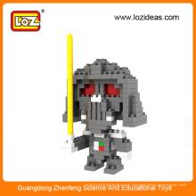 Schlussverkauf! Mini Darth Vader Diamant Baustein Spielzeug gesetzt