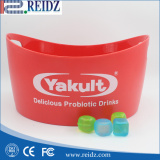 Cheap Plastic Oval Ice Bucket for sale
