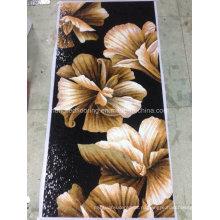 Цветочный узор Стеклянная мозаика настенная плитка (HMP848)