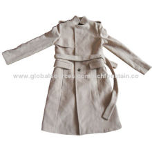 Women's winter woolen long coat, nice design